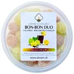 Bon-Bon DUO, filled with honey