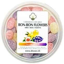Bon-Bon FLOWERS, filled with honey