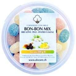 Bon-Bon MIX, gefüllt mit Honig