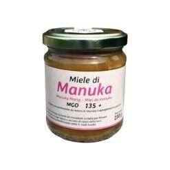 Miele di Manuka, MGO 135+, 250 g