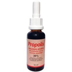 Propolis with alcohol, 30 ml