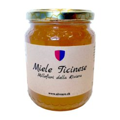 Wildflower honey from the Riviera (Ticino)
